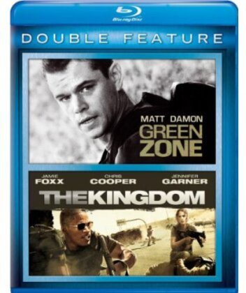 Green Zone / The Kingdom (Double Feature, 2 Blu-rays)