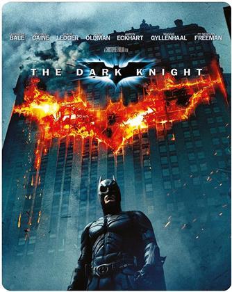 Batman - The Dark Knight (2008) (Steelbook, 2 Blu-rays)