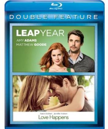 Leap Year / Love Happens (Double Feature, 2 Blu-rays)