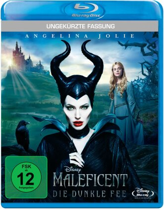 Maleficent - Die dunkle Fee (2014) (Uncut)