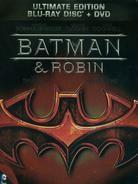 Batman & Robin (1997) (Steelbook, Blu-ray + DVD)