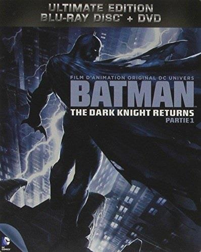 Batman - The Dark Knight Returns - Partie 1 (Steelbook, Blu-ray + DVD)