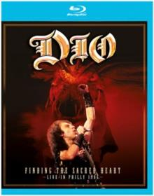 Dio - Finding the Sacred Heart - Live in Phily 1986