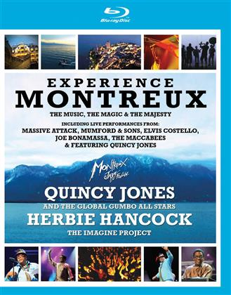 Various Artists - Experience Montreux