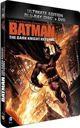 Batman - The Dark Knight Returns - Partie 2 (Steelbook, Blu-ray + DVD)
