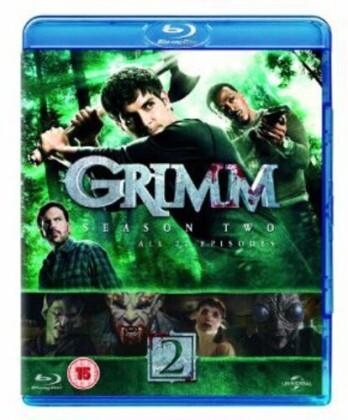 Grimm - Season 2 (5 Blu-rays)