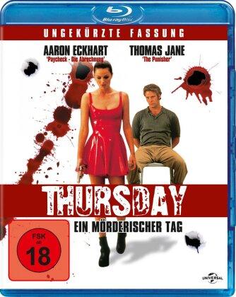 Thursday - Ein mörderischer Tag (1998) (Ungekürzte Fassung)