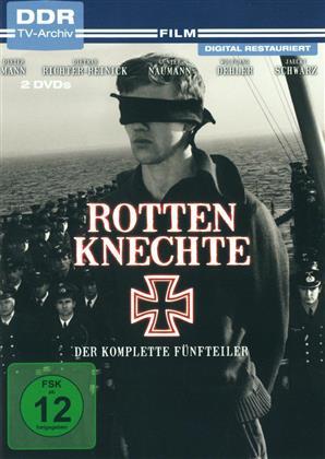 Rottenknechte - Der komplette Fünfteiler (DDR TV-Archiv, Digital Restaurierte Fassung, s/w, 2 DVDs)