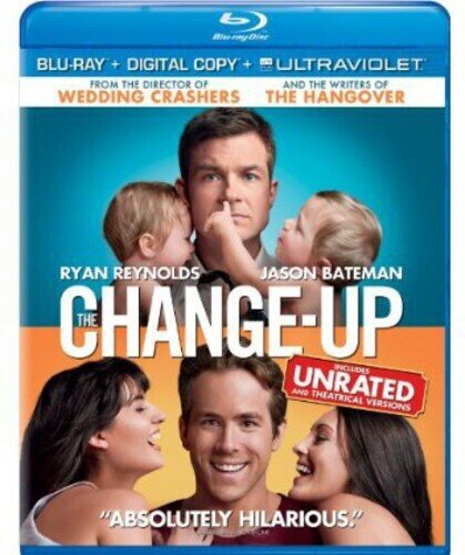 The Change-Up (2011) (Unrated)