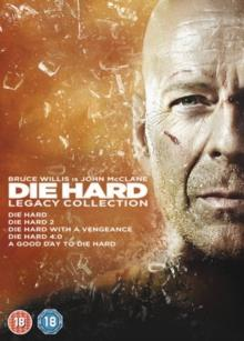 Die Hard 1 - 5 - Legacy Collection (5 DVDs)