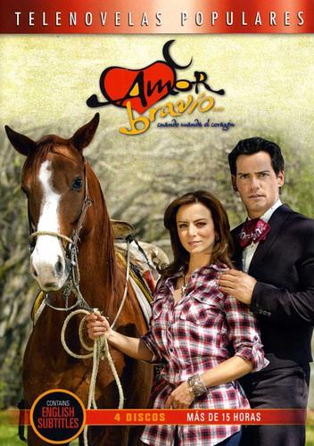 Amor Bravio (4 DVDs)