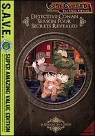 Case Closed - Season 4 (S.A.V.E. 4 DVDs)