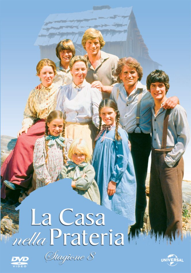 La Casa nella Prateria - Stagione 8 (6 DVD)