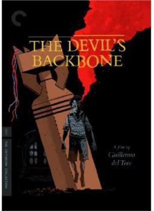 The Devil's Backbone - El espinazo del diablo (2001) (Criterion Collection, 2 DVDs)