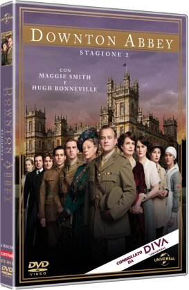 Downton Abbey - Stagione 2 (4 DVDs)