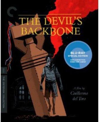 The Devil's Backbone - El espinazo del diablo (2001) (Criterion Collection)