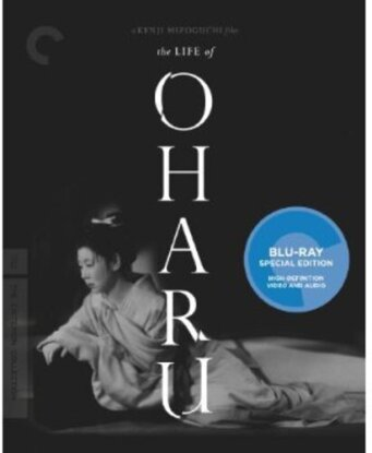 The Life of Oharu (1952) (s/w, Criterion Collection)