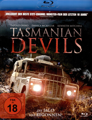 Tasmanian Devils - Die Jagd hat begonnen (2013) (Uncut)