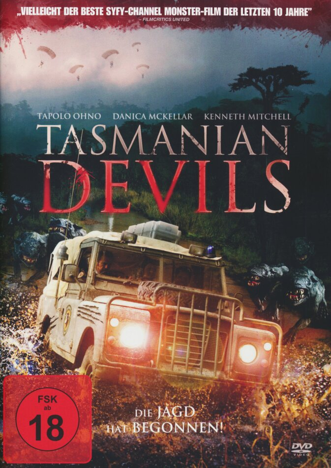 Tasmanian Devils - Die Jagd hat begonnen (2013)