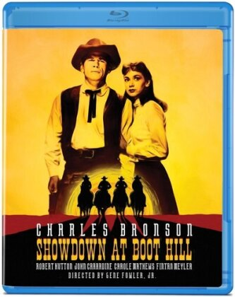 Showdown at Boot Hill (1958) (s/w)