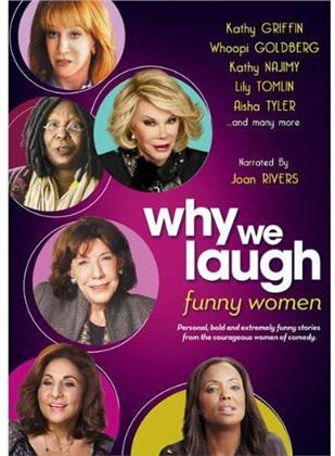 Why we laugh - Funny Women
