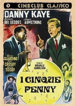I cinque penny - The five pennies (Cineclub Classico) (1959)