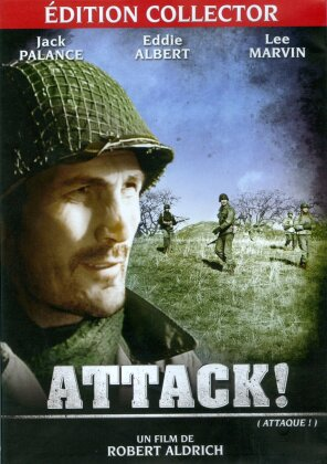 Attack! (1956) (s/w, Collector's Edition)