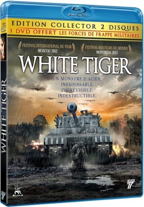 White Tiger (2012) (Collector's Edition, 2 Blu-rays)