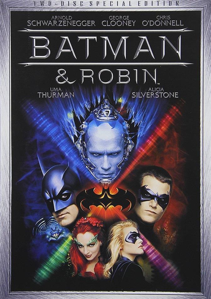 Batman & Robin (1997) (Anniversary Edition, 2 DVDs)