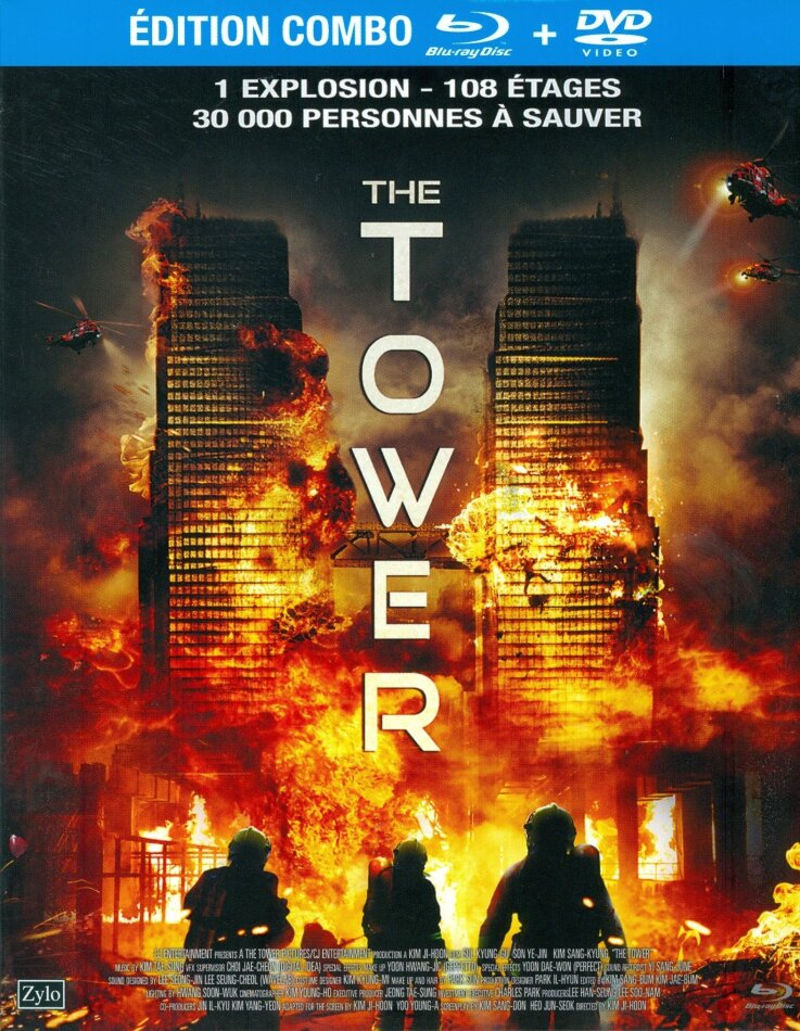 The Tower (2012) (Blu-ray + DVD)