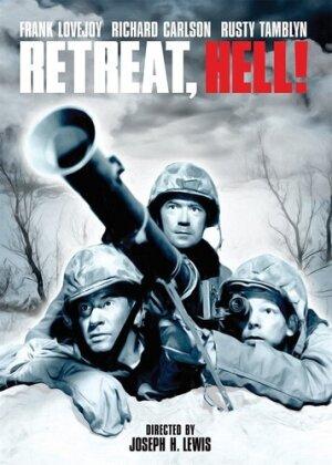 Retreat, Hell! (s/w)
