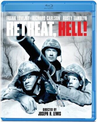 Retreat, Hell! (s/w)