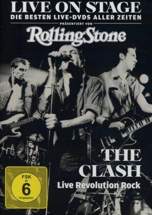 Clash - Live Revolution Rock (Rolling Stone)