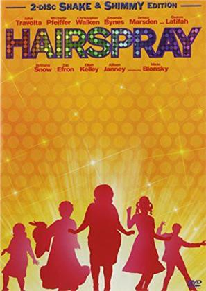 Hairspray (2007) (Anniversary Special Edition, 2 DVDs)