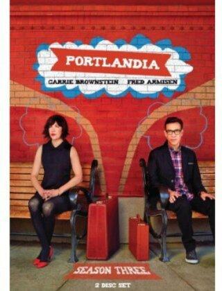 Portlandia - Season 3 (2 DVDs)