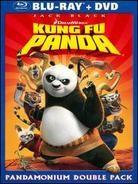 Kung Fu Panda (2008) (Limited Edition, Blu-ray + DVD)