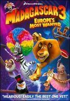 Madagascar 3 - Europe's Most Wanted (2012) (Limited Edition)