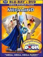 Megamind (2010) (Limited Edition, Blu-ray + DVD)