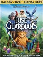 Rise of the Guardians (2012) (Limited Edition, Blu-ray + DVD)