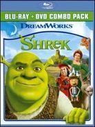 Shrek (2001) (Limited Edition, Blu-ray + DVD)