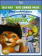 Shrek 2 (2004) (Limited Edition, Blu-ray + DVD)