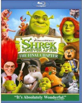 Shrek 4 - Shrek Forever After (2010) (Limited Edition)