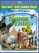Shrek 3 - Shrek the Third (2007) (Limited Edition, Blu-ray + DVD)
