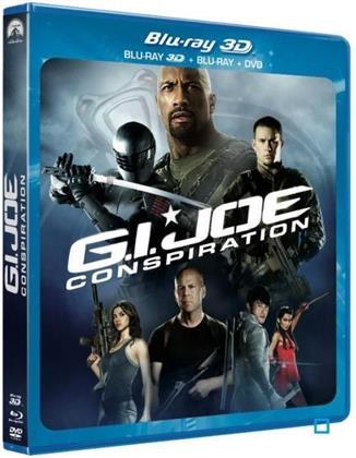 G.I. Joe - Conspiration (2012) (Blu-ray 3D (+2D) + DVD)