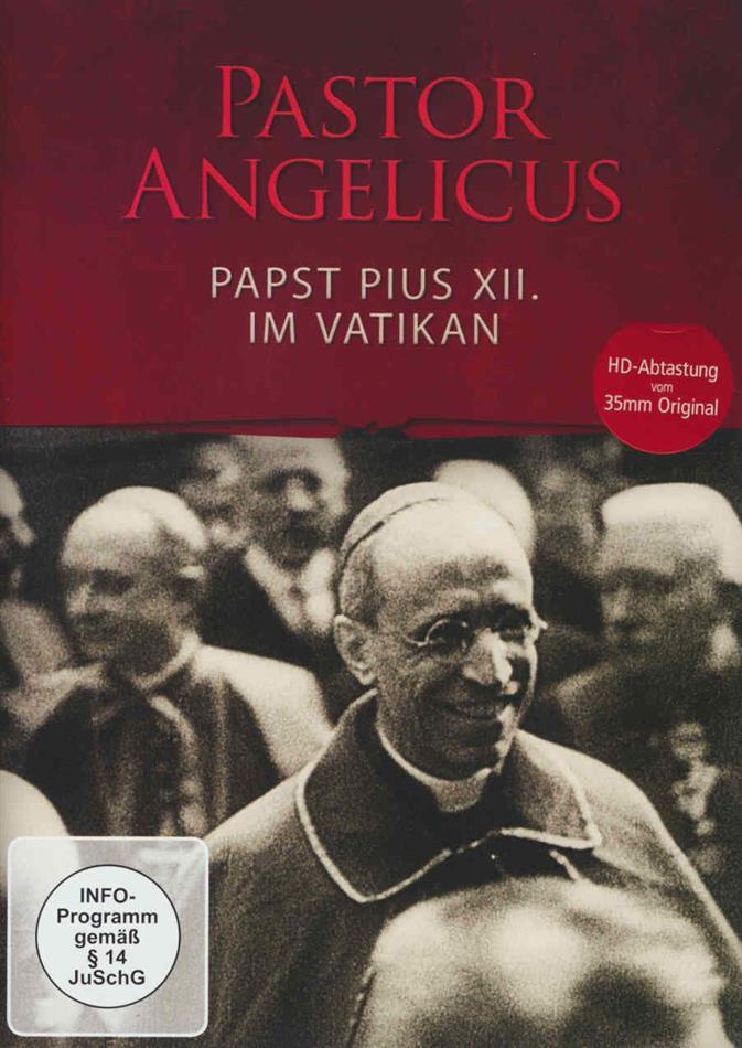 Pastor Angelicus - Papst Pius XII. im Vatikan (s/w)