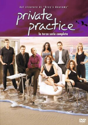 Private Practice - Stagione 3 (6 DVDs)