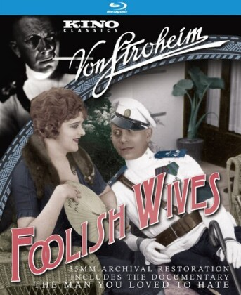 Foolish Wives (1922) (s/w)