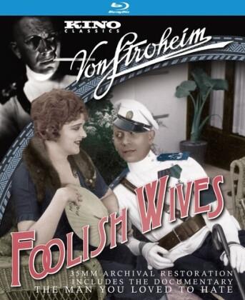Foolish Wives (1922) (s/w)