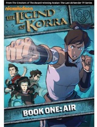 The Legend of Korra - Book 1: Air (2 DVDs)
