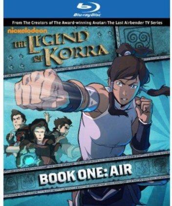 The Legend of Korra - Book 1: Air (2 Blu-rays)